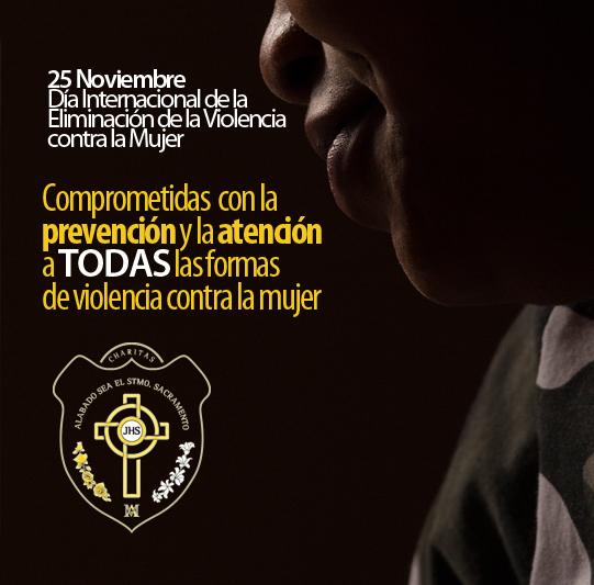 25N, Día Internacional de la Eliminación de la Violencia contra las Mujeres