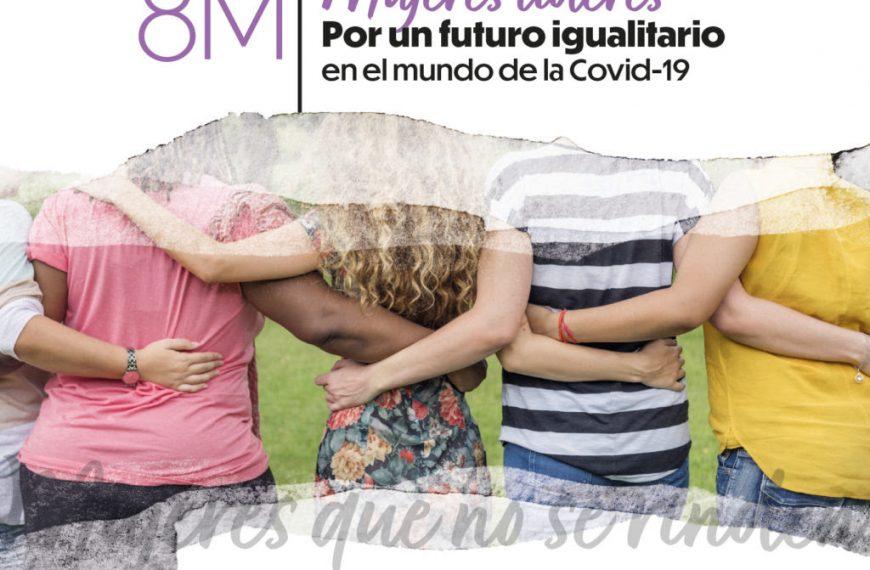 ADORATRICES LLAMA A CONSTRUIR UN FUTURO IGUALITARIO TRAS LA COVID-19